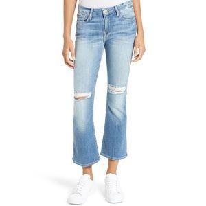 Frame Le Crop Mini Boot Jeans Size 30